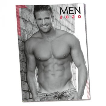 Pin-Up Kalender Mannen 2020
