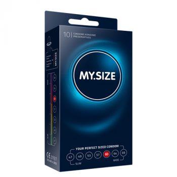 MY.SIZE 60 mm Condooms 10 stuks