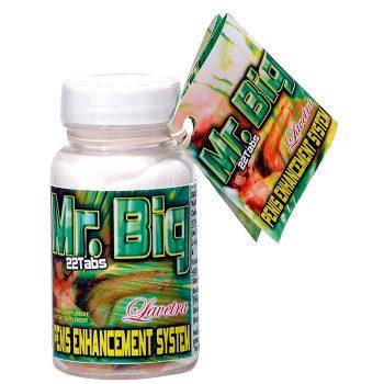 Penis Vergrotende Pillen - Mr Big