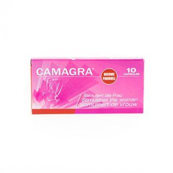 Camagra vrouw 10 tabletten