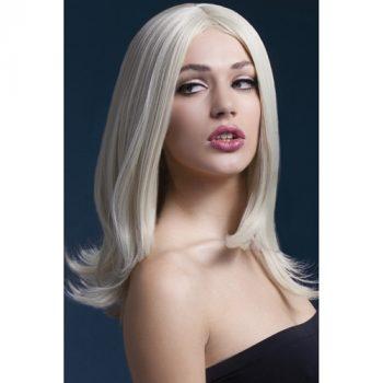 Lange Pruik - Blond