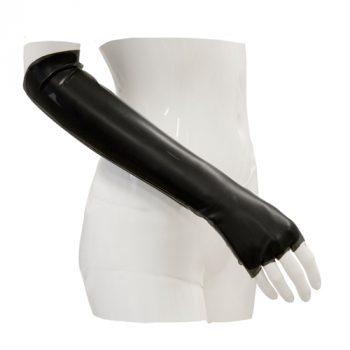 GP Datex Lange Handschoenen - Zwart