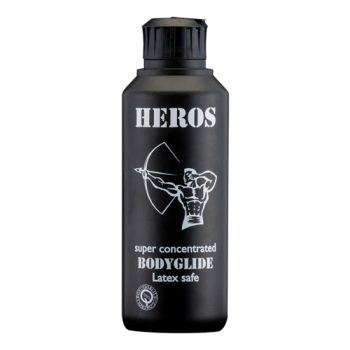Heros Siliconen Glijmiddel - 200 ml