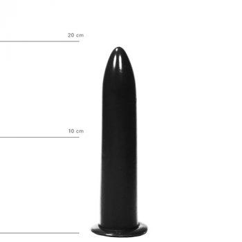 Dildo 20 cm - Zwart