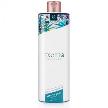 Exotiq Body To Body Oil - 500 ml