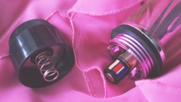 Batterijen of oplaadbare vibrator