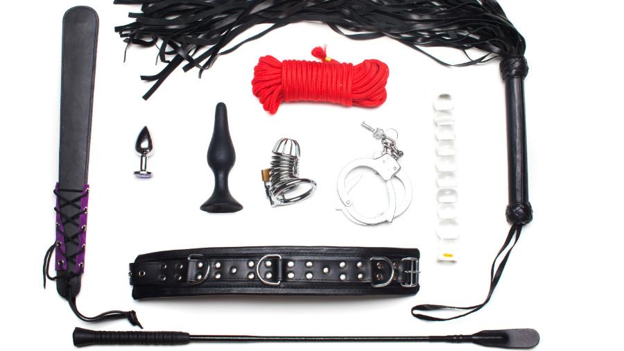 Verschillende SM toys