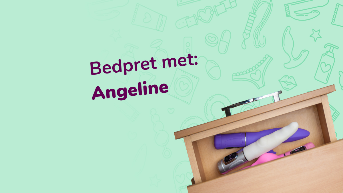 Kijkje in het seksleven van Angeline