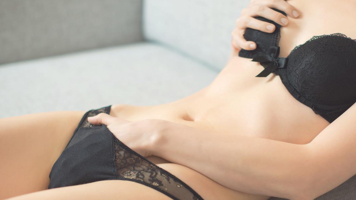 Sexy verhaal - het pakketje