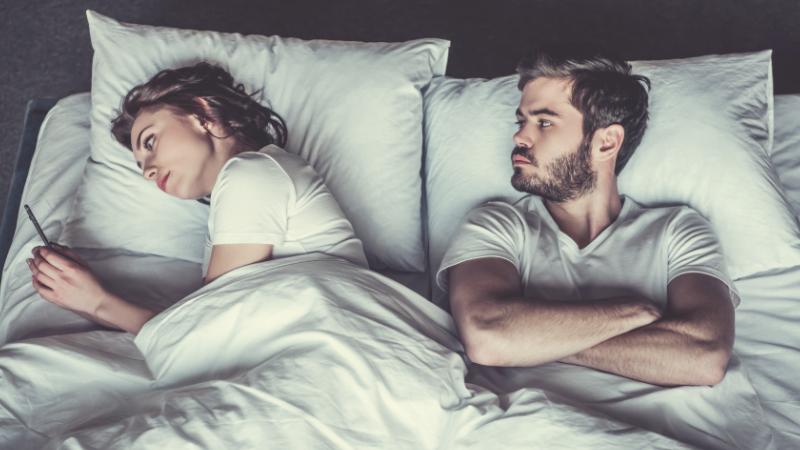 Weet beginnen met seks na een periode droogstaan